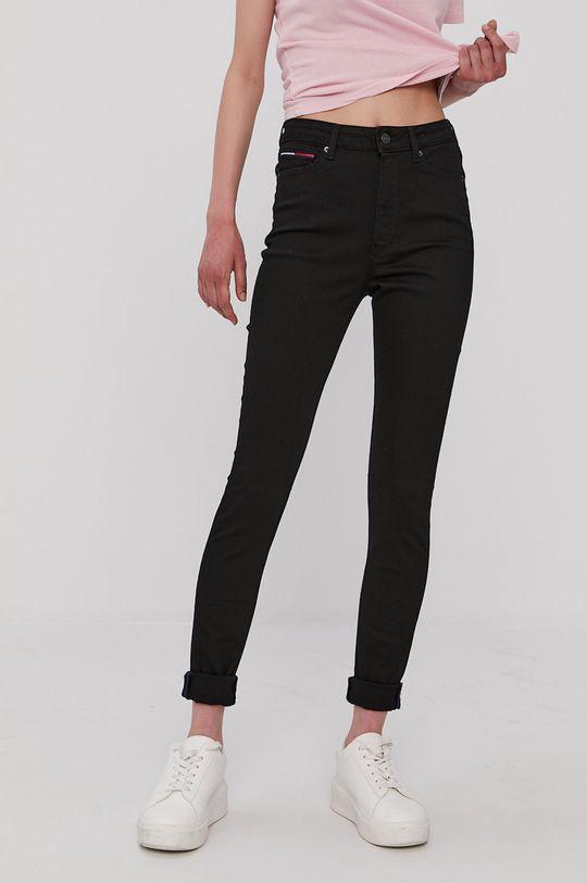 čierna Tommy Jeans - Rifle Sylvia Dámsky