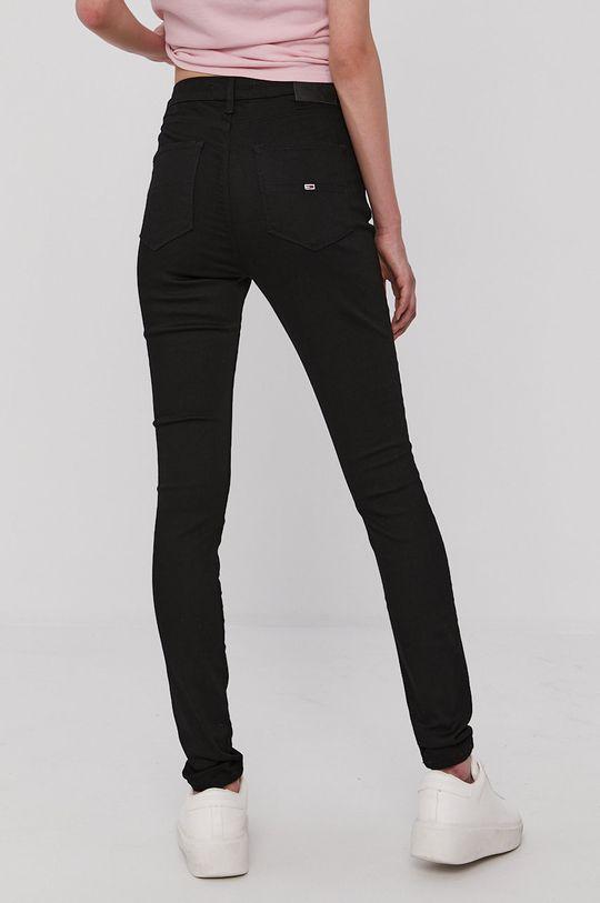 Tommy Jeans - Rifle Sylvia  90% Bavlna, 2% Elastan, 8% Polyester