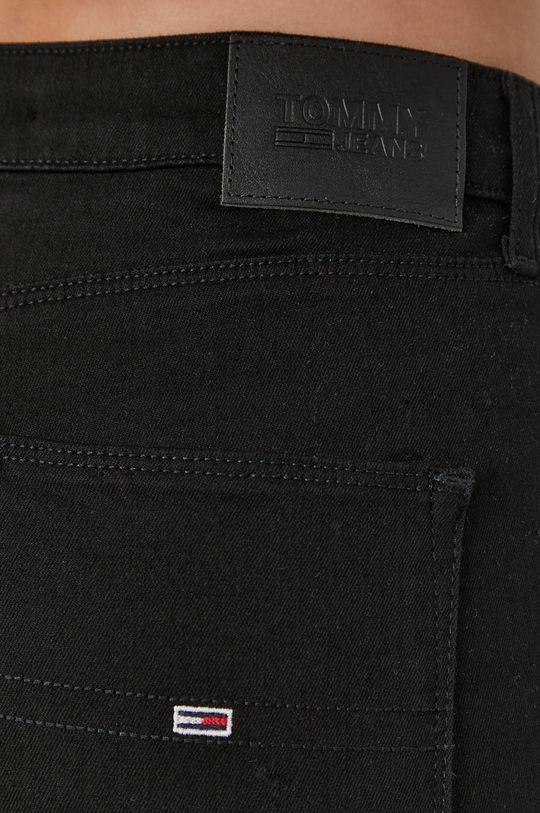 čierna Tommy Jeans - Rifle Sylvia