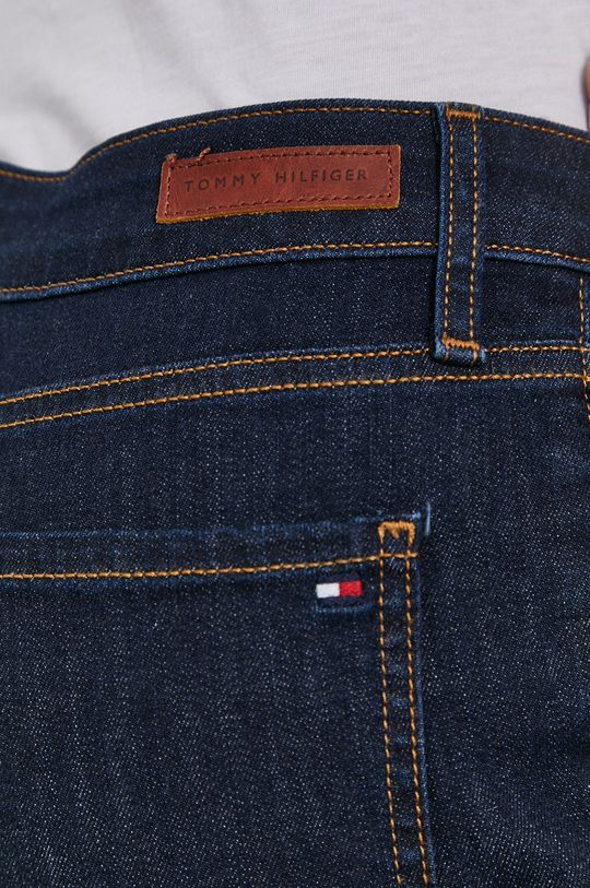 granatowy Tommy Hilfiger - Jeansy Heritage Rome