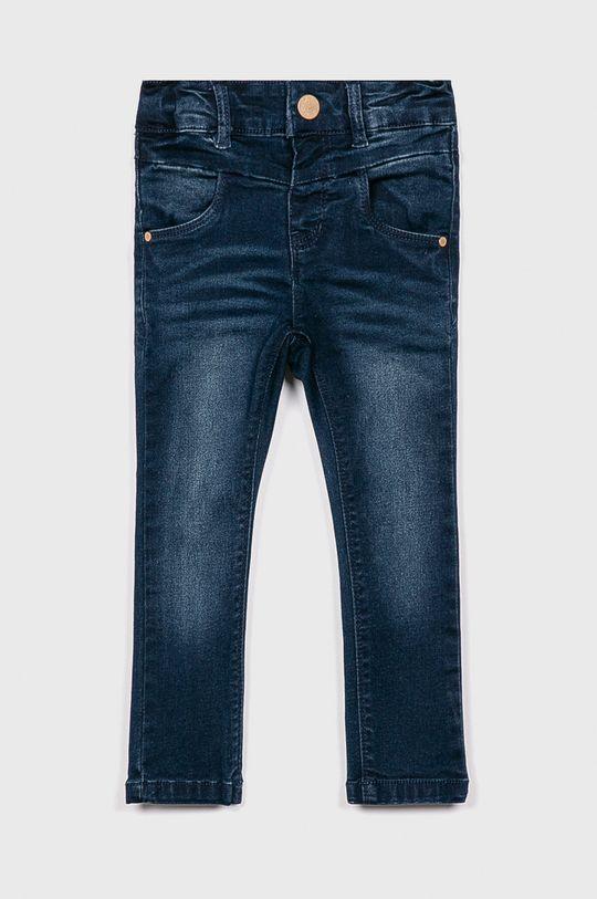 bleumarin Name it - Jeans copii 116-146 cm De fete