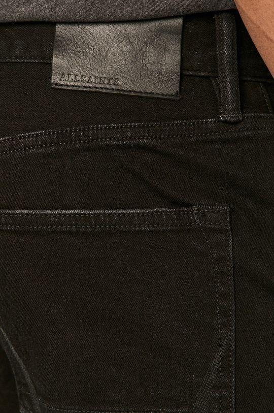 černá AllSaints - Džíny Rex