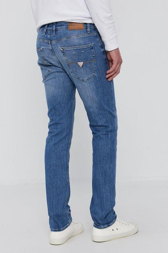 Guess - Džíny Angels  Podšívka: 35% Bavlna, 65% Polyester Hlavní materiál: 92% Bavlna, 7% elastomultiester, 1% Spandex