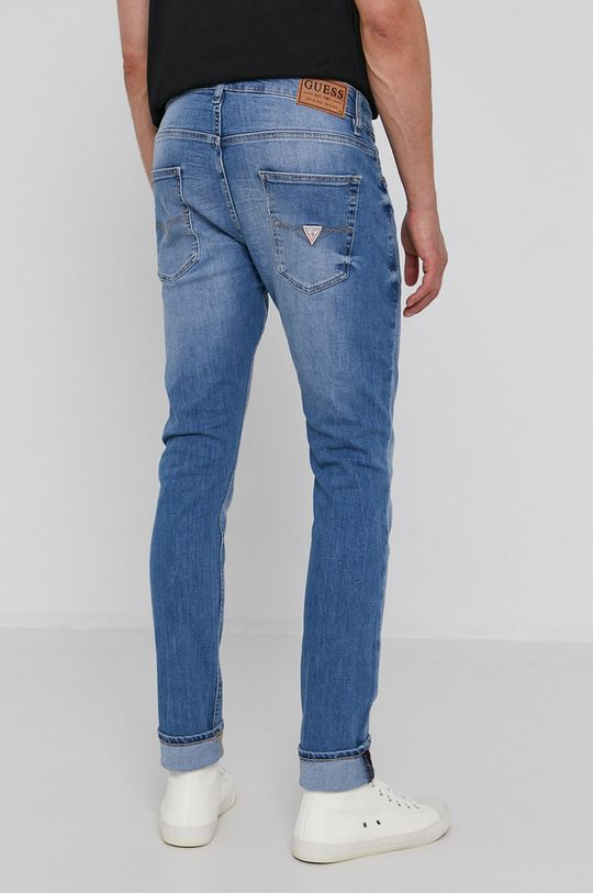 Guess - Jeansy CHRIS 92 % Bawełna, 7 % Elastomultiester, 1 % Spandex