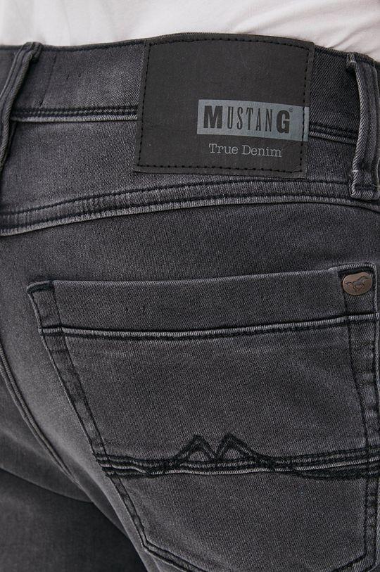 szary Mustang - Jeansy Washington