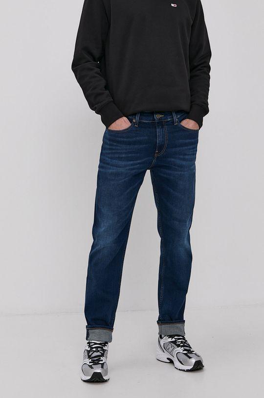 granatowy Tommy Jeans - Jeansy Ryan Męski