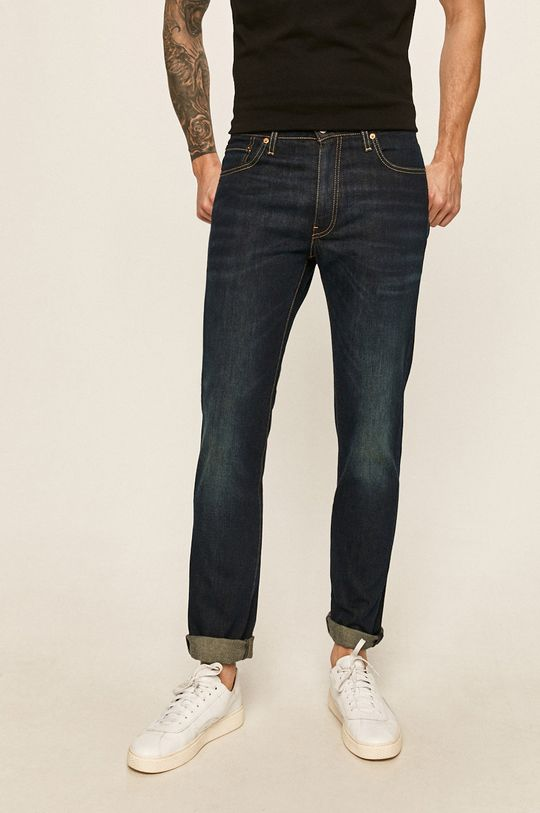 bleumarin Levi's - Jeansi 511 Slim Fit Biology De bărbați