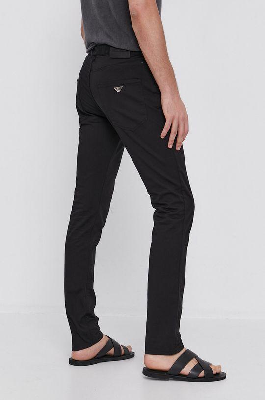 Emporio Armani - Spodnie 96 % Bawełna, 4 % Elastan