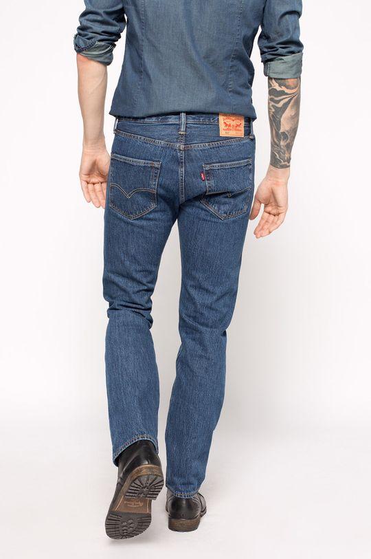 Levi's - Džíny 501 Regular Fit modrá