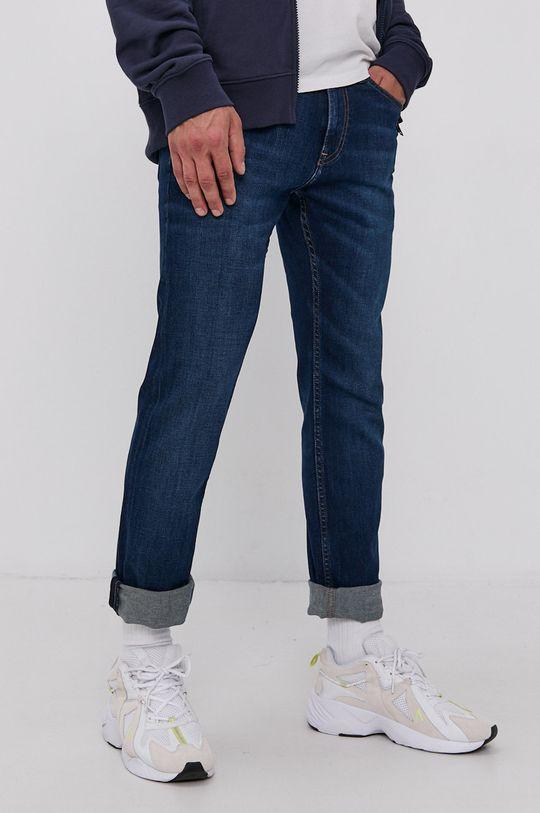 granatowy Tommy Jeans - Jeansy Scanton Męski