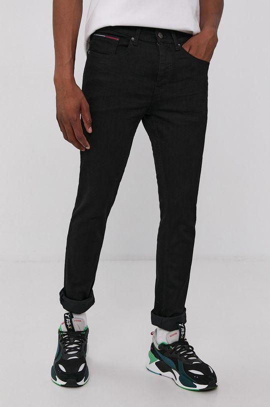 černá Tommy Jeans - Džíny Pánský