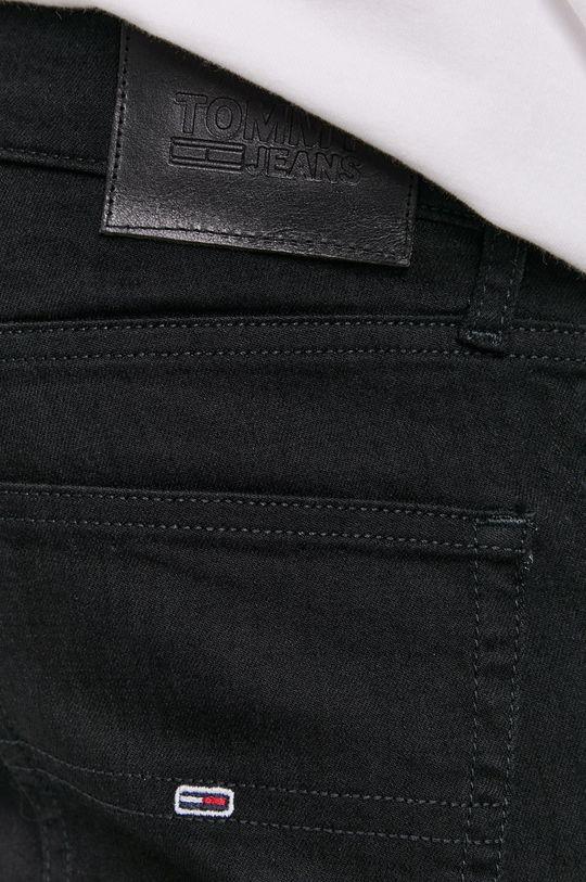 černá Tommy Jeans - Džíny