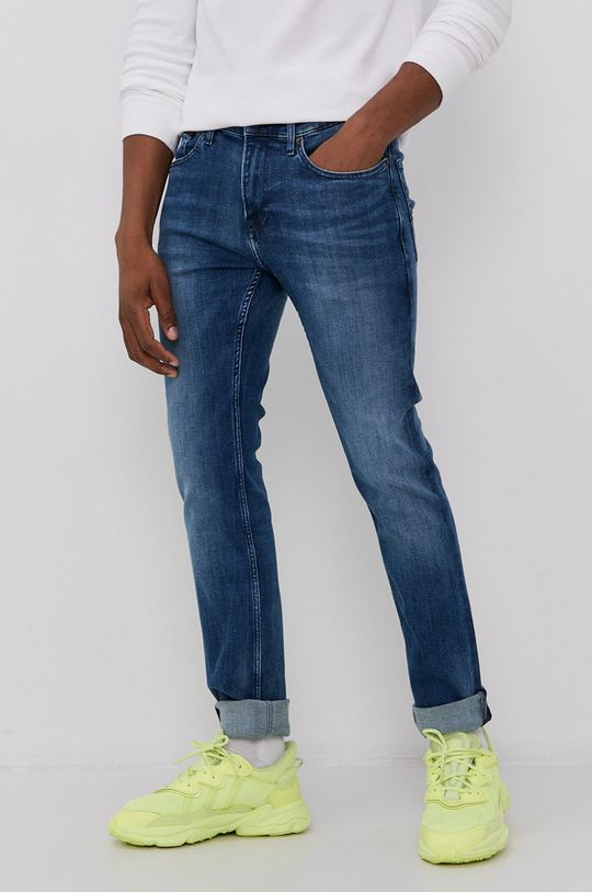 modrá Tommy Jeans - Džíny Pánský
