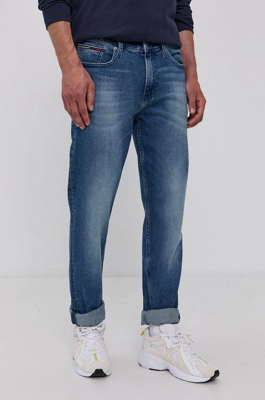 modrá Tommy Jeans - Džíny Original Pánský