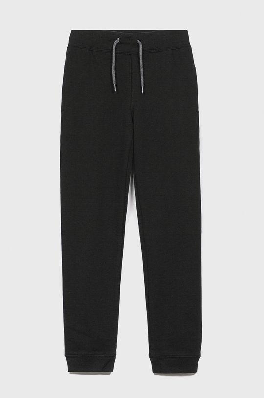 černá Name it - Dětské kalhoty 128-164 cm Chlapecký