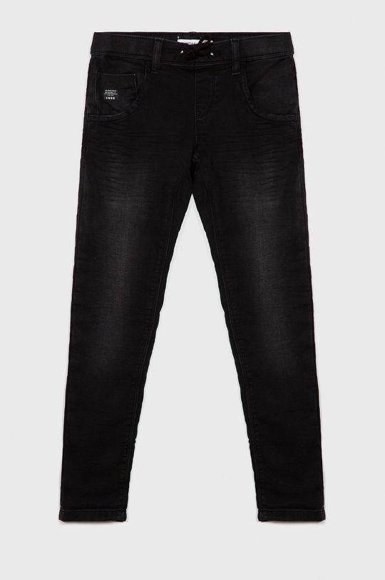 negru Name it - Pantaloni copii 128 - 164 cm De băieți