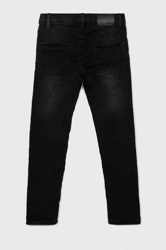 Name it - Spodnie dziecięce 128 - 164 cm czarny