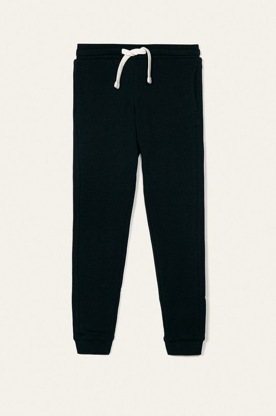 tmavomodrá Jack & Jones - Detské nohavice 128-176 cm Chlapčenský
