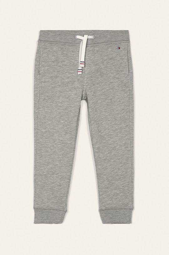sivá Tommy Hilfiger - Detské nohavice 80-176 cm Chlapčenský