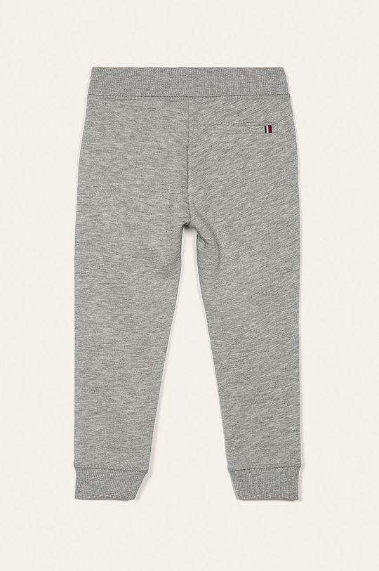 Tommy Hilfiger - Detské nohavice 80-176 cm sivá