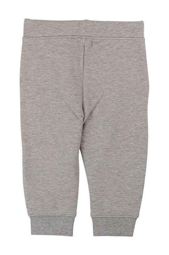 Boss - Detské nohavice 62-80 cm sivá