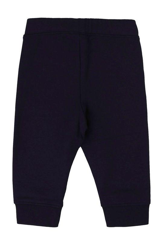 Boss - Dětské kalhoty 92-98 cm námořnická modř