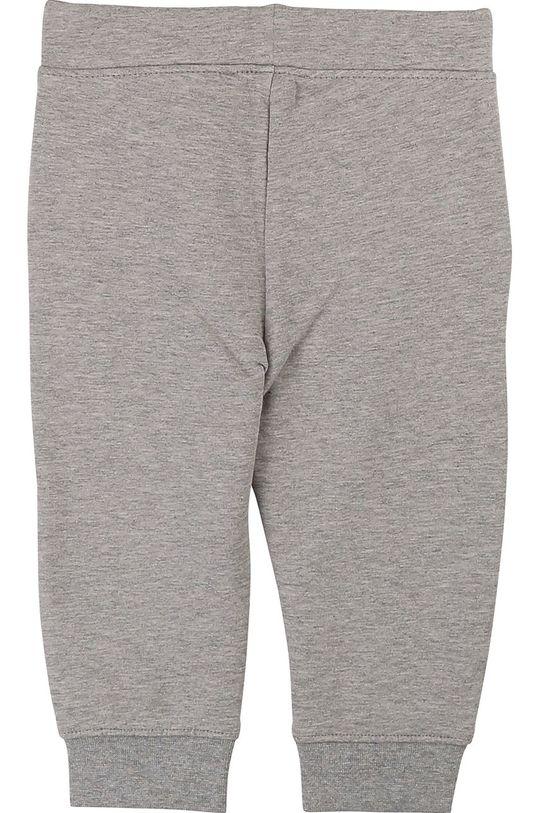 Boss - Dětské kalhoty 92-98 cm šedá