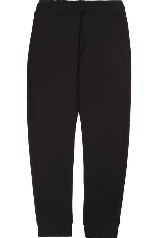 Boss - Dětské kalhoty 104-110 cm černá