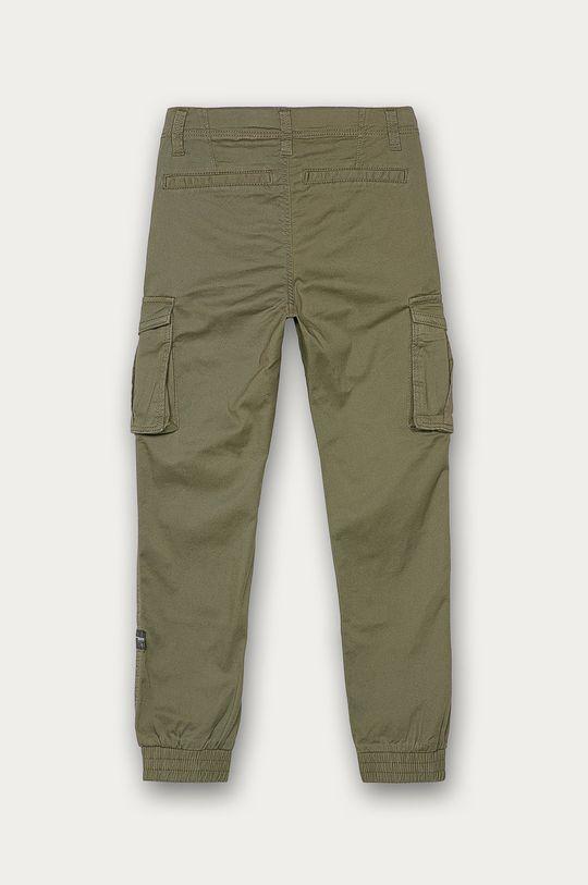 Name it - Дитячі штани 128-164 cm оливковий