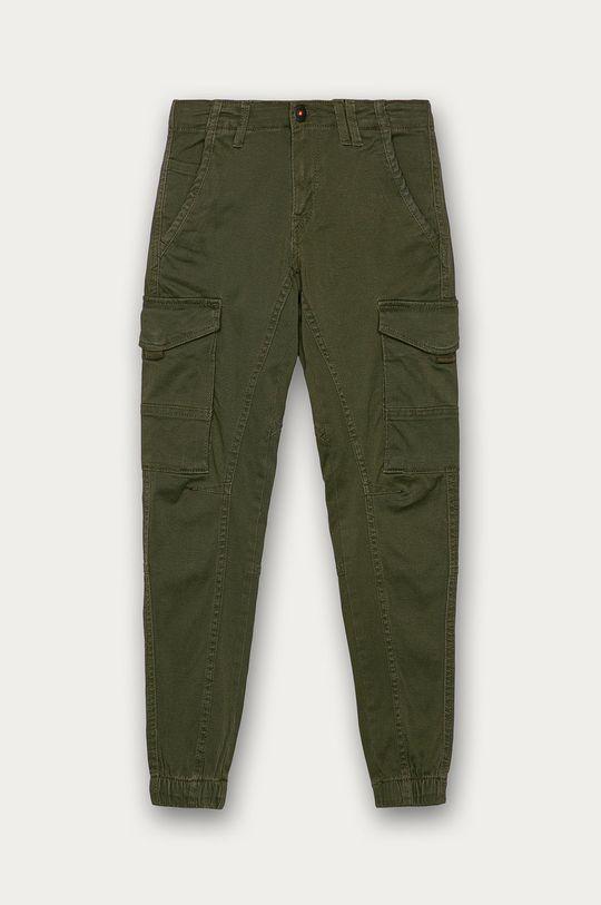 оливковий Jack & Jones - Дитячі штани 128-176 cm Для хлопчиків