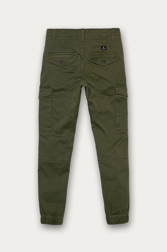 Jack & Jones - Дитячі штани 128-176 cm оливковий
