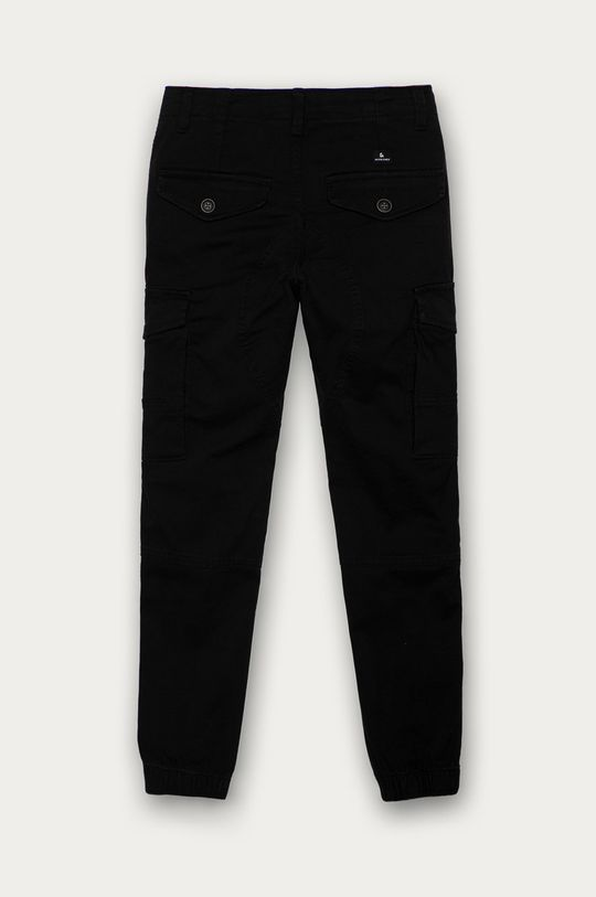Jack & Jones - Дитячі штани 128-176 cm чорний