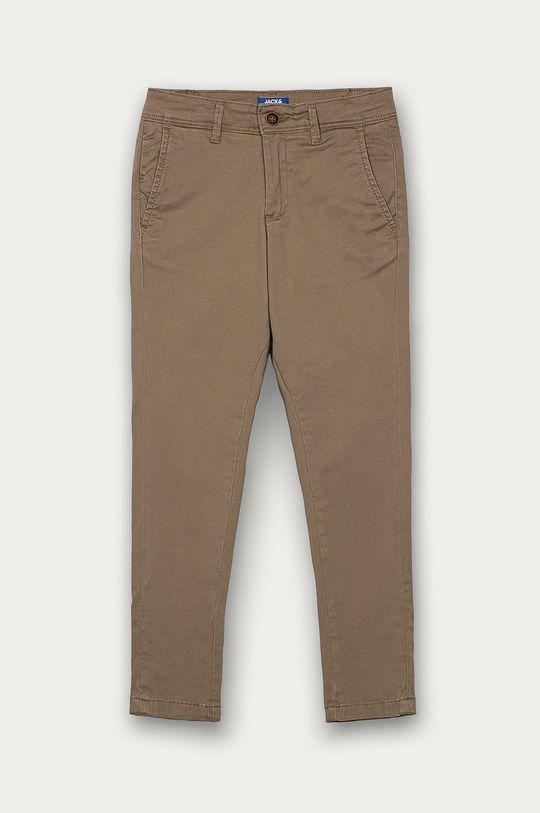 beżowy Jack & Jones - Spodnie dziecięce 128-176 cm Chłopięcy