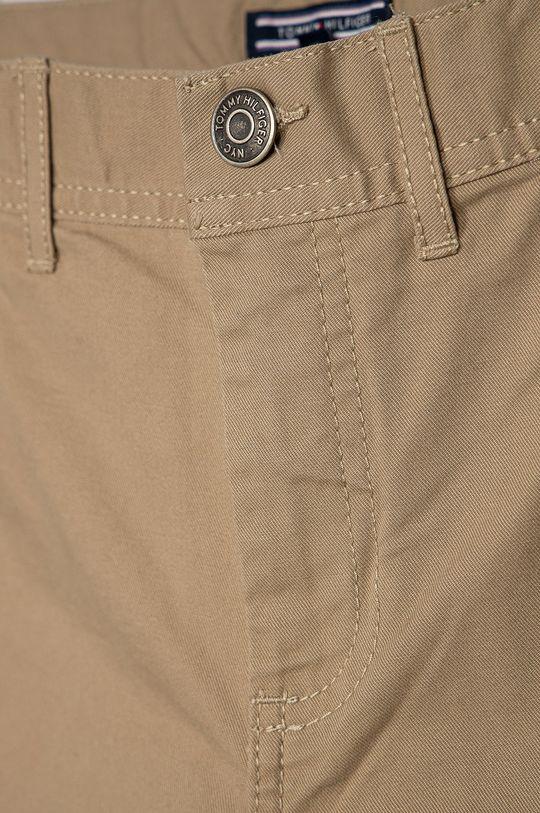 Tommy Hilfiger - Spodnie dziecięce 80-176 cm beżowy