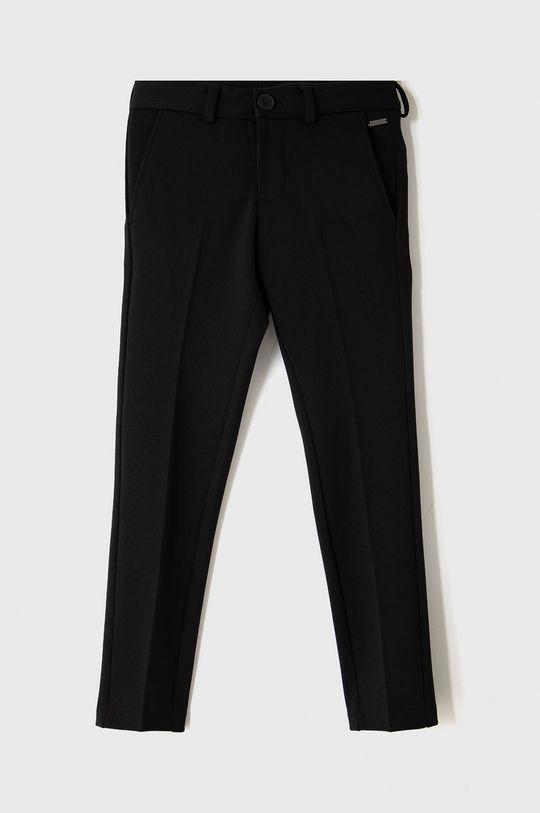 czarny Jack & Jones - Spodnie dziecięce 128-176 cm Chłopięcy