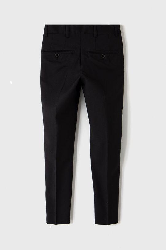 Jack & Jones - Dětské kalhoty 134-176 cm černá