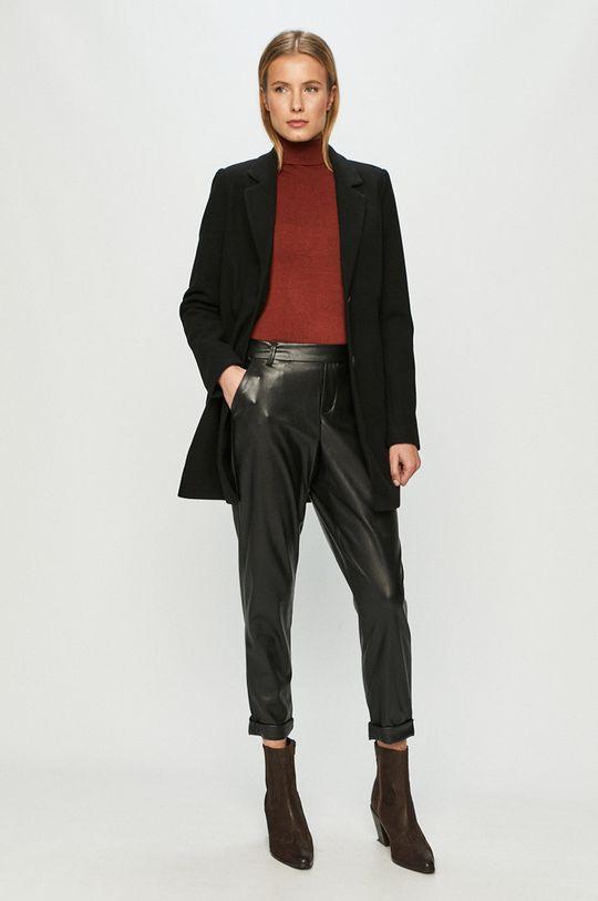 Vero Moda - Spodnie czarny