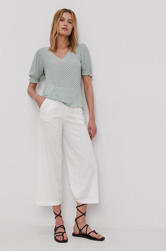 Jacqueline de Yong - Spodnie biały