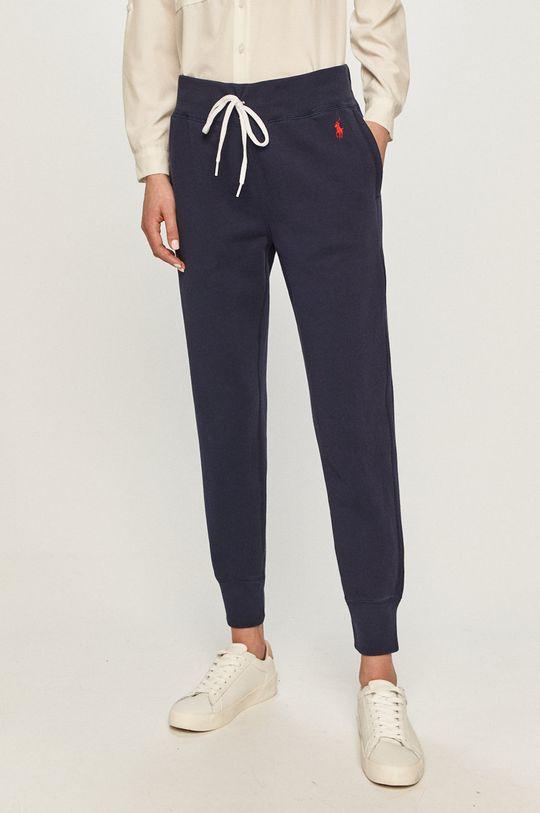 granatowy Polo Ralph Lauren - Spodnie Damski