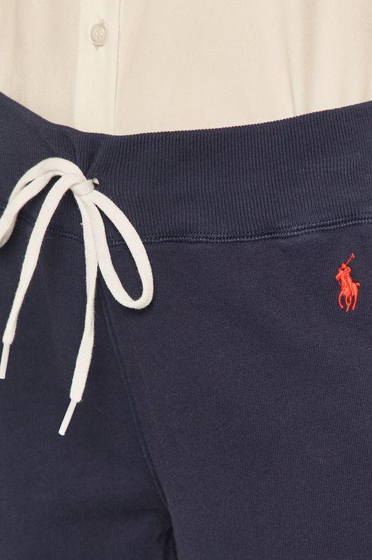 granatowy Polo Ralph Lauren - Spodnie