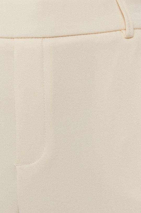 krémová Vero Moda - Nohavice
