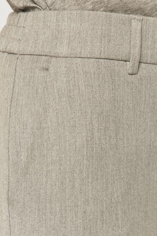 jasny szary Vero Moda - Spodnie