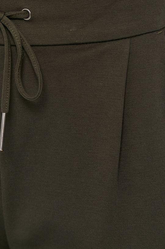 oliwkowy Vero Moda - Spodnie