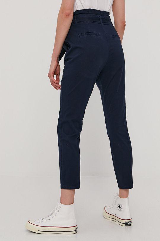 Vero Moda - Spodnie 48 % Bawełna, 50 % Bawełna organiczna, 2 % Elastan