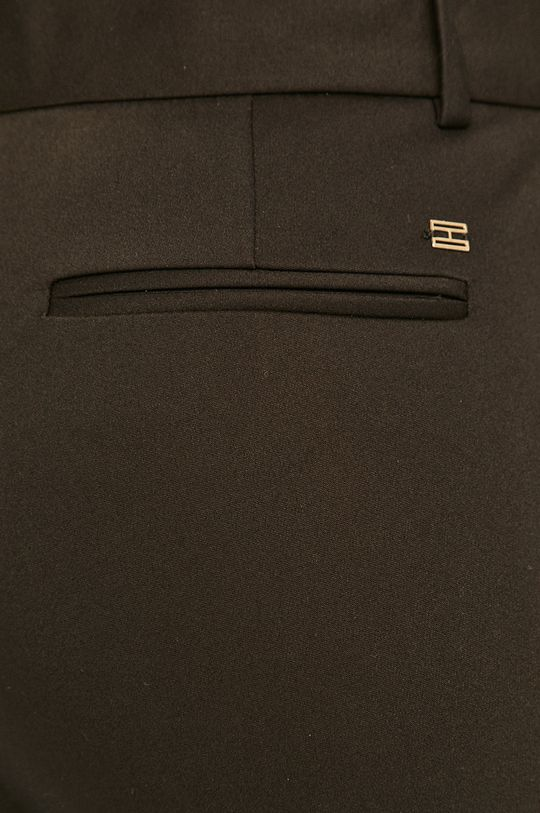 negru Tommy Hilfiger - Pantaloni
