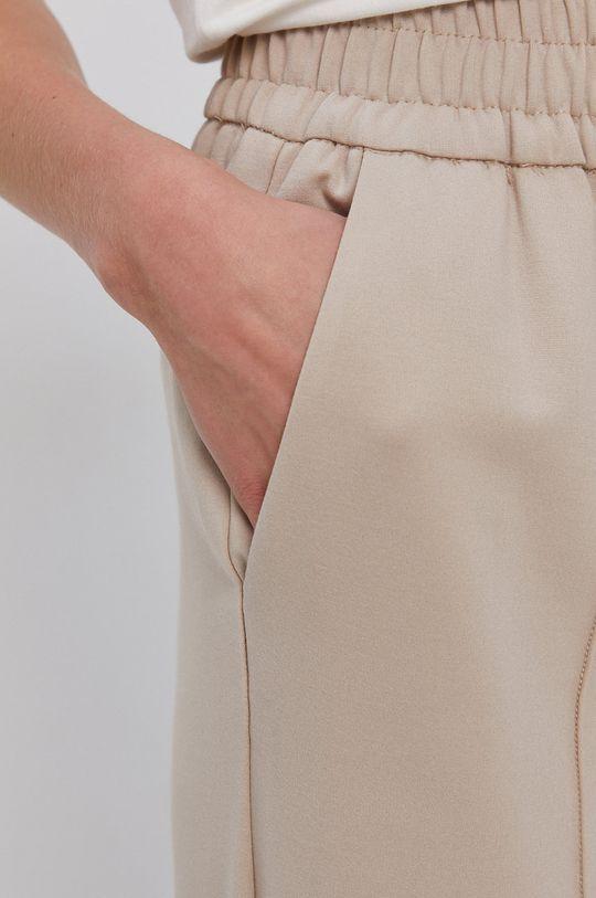 béžová Only - Kalhoty