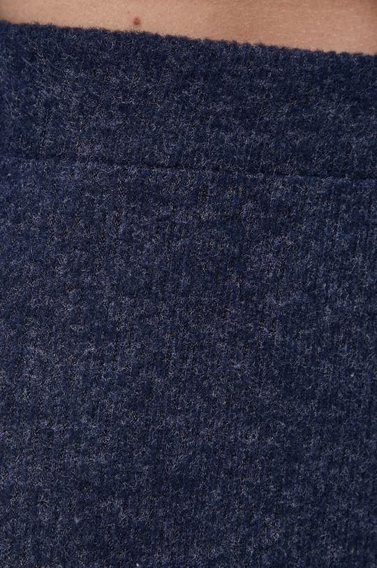 granatowy Pieces - Spodnie