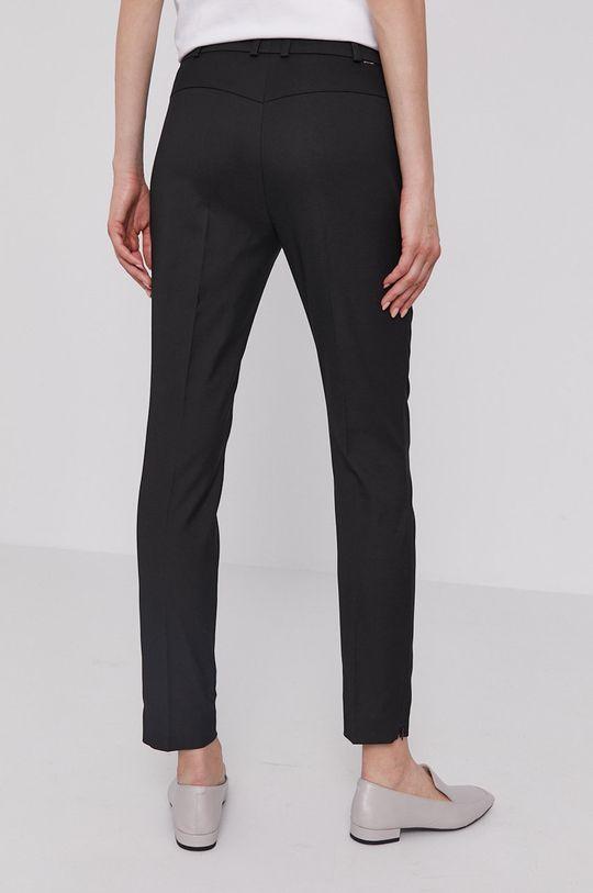 Boss - Spodnie 20 % Bawełna, 77 % Poliester, 3 % Poliuretan