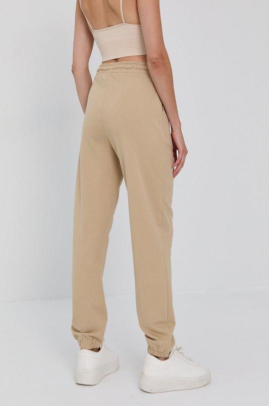 Vero Moda - Spodnie 40 % Poliester, 60 % Bawełna organiczna