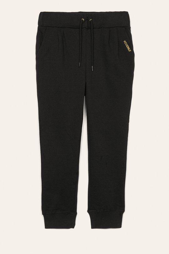 čierna Kids Only - Detské nohavice 110-164 cm Dievčenský